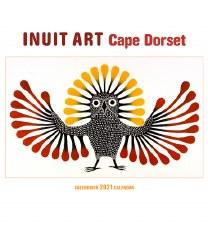 Inuit Art: Cape Dorset 2021 Calendar
