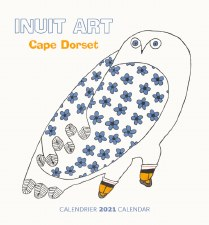 Inuit Art: Cape Dorset 2021 Mini Wall Calendar