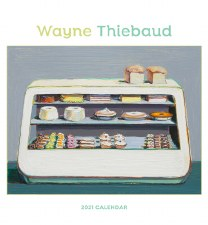 Wayne Thiebaud 2021 Wall Calendar
