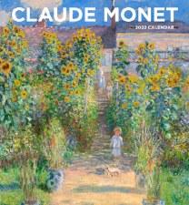 Claude Monet: 2022 Wall Calendar