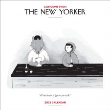 Cartoons from The New Yorker: 2022 Wall Calendar