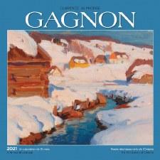 Clarence Gagnon 2021 Wall Calendar
