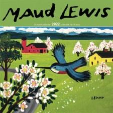 Maud Lewis: 2022 Mini Wall Calendar
