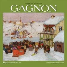 Clarence Gagnon: 2022 Wall Calendar