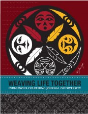 Weaving Life Together Indigenous Colouring Journal on Diversity