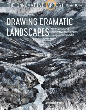 Innovative Artist: Drawing Dramatic Landscapes: