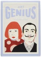 Rebecca Clark: Art Genius Playing Cards