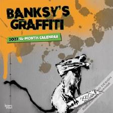 Banksy: 2022 Wall Calendar