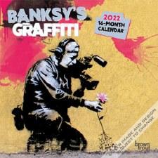 Banksy: 2022 Mini Wall Calendar