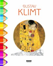 Klimt Colouring Book