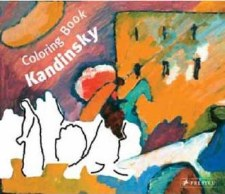 Prestel Colouring Book: Wassily Kandinsky