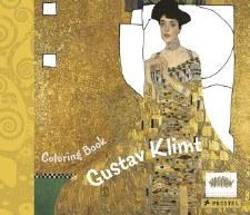 Prestel Colouring Book: Gustav Klimt