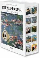 Impressionism Basic Art Series - 10 in 1