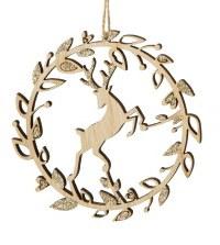 Ornament - Prancing Stag