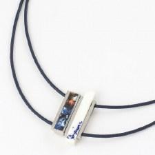 Anne-Marie Chagnon: Fanette Cobalt Necklace