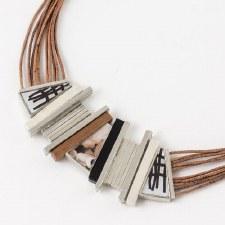 Anne-Marie Chagnon: Samuel Ceramic Necklace