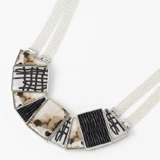 Anne-Marie Chagnon: Tomoko Midnight Necklace