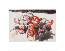David Milne: Poppies - 11x14