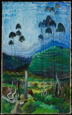 Emily Carr: Trees in Sky, 1939