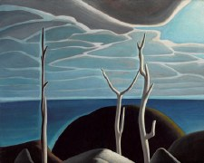 Lawren S. Harris: Lake Superior, c. 1924