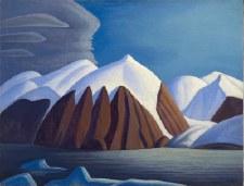 Lawren S. Harris: North Shore, Baffin Island 1930