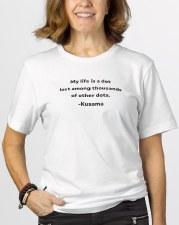 Yayoi Kusama Quote Unisex T Shirt