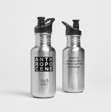 Anthropocene Travel Bottle 18 oz