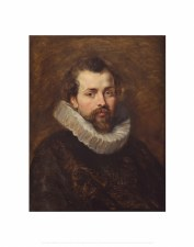 Rubens: Portrait of Phillipe Rubens