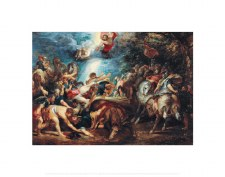 Rubens: Conversion of St Paul