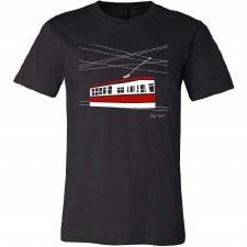 Streetcar T-Shirt | Toronto Small