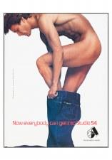 Studio 54: Now Everybody Postcard