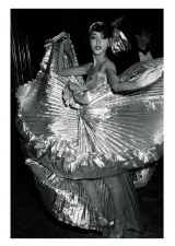 Studio 54 Notecard  - Pat Cleveland On The Dance Floor