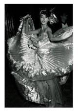 Studio 54: Pat Cleveland On The Dance Floor Postcard