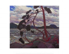 Tom Thomson: The West Wind, 1916-1917