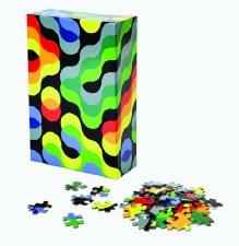 Dusen Dusen Arc Pattern Puzzle
