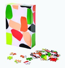 Dusen Dusen Stack Pattern Puzzle