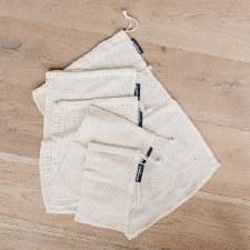 The Better Farm Co. Mesh Produce Bags - Set of 5