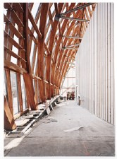 Edward Burtynsky: Frank Gehry Building Notecard Set