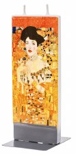 Art Candle - Klimt - Adele - Woman In Gold