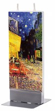 Art Candle - Van Gogh -Cafe Terrace