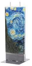 Art Candle - Van Gogh - Starry Night