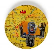 """Jean-Michel Basquiat x Ligne Blanche:   """"All Colored Cast I"""""""
