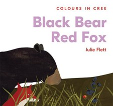 Cree - Black Bear Red Fox
