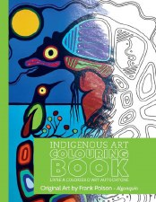 Indigenous Art Colouring Book - Frank Polson.