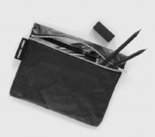 Tyvek® City Pouch - Charcoal