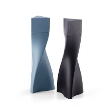 Zaha Hadid Duo Salt and Pepper Grinder Set - Blue/Black