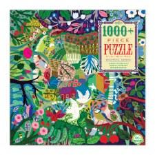 Eeboo: Bountiful Garden Puzzle