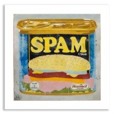 Enjoy Denial: Spam