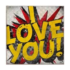 Enjoy Denial:  I Love You