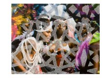 Paul Anthony Smith: Untitled, 7 Women Notecard